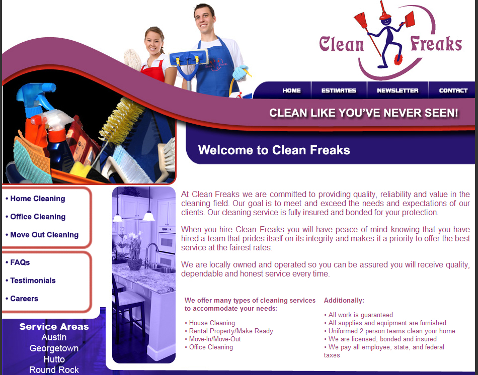 , Website Creation By Freelancer Or Website Company